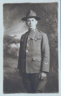 Floyd E. West Sr. WW1