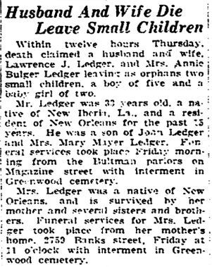 new-orleans-states-oct-25-1918-lawrence-and-annie-ledger-death-notice